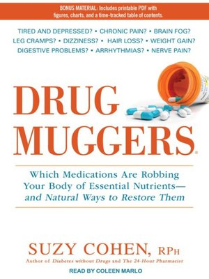 cover image of Drug Muggers